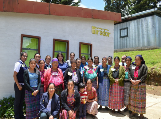 Clinica Chocruz provides health services to people with low income in rural areas of Momostenango, Guatemala