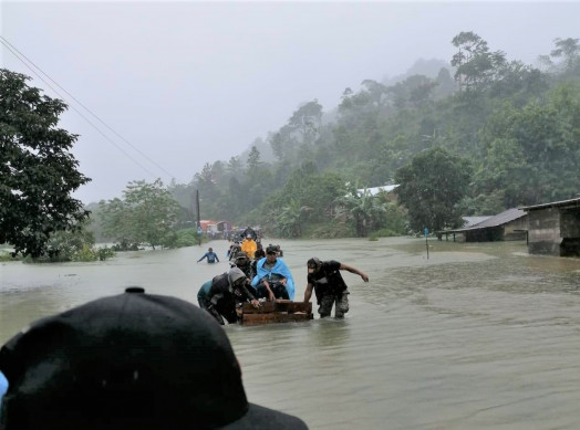 Provide Emergency Support to Communities Flooded by Hurricanes in Alta Verapaz, Guatemala