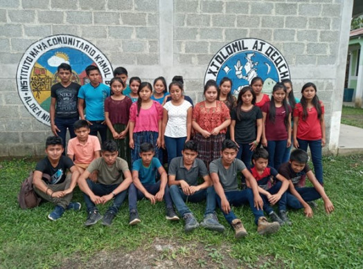 Help Mayan Q'eqchi' students receive an education and accomplish their dreams in Guatemala
